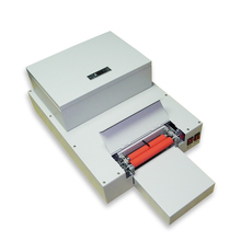 Laser Automatic CD Disk UV Coating Machine Laminating Coater Extrusion Laminator with high quality on hot sales