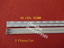 2 шт. LJ64-03567A LTA400HM08 светодиодная подсветка для бара S светодиодный 2011SGS40 5630 60 H1 REV1.0 _ Ядро 60 светодиодный s 452 мм