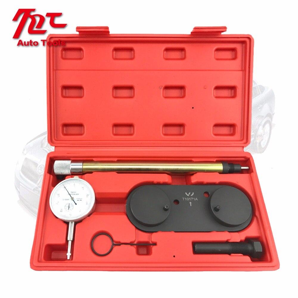 T10171 VW Audi Timing Tool Set 1.4, 1.4 T 1.6 FSI-Avec Manomètre