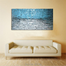 Modern Hand abstract Large Wall Decor Oil Painting On Art Canvas (no framed) art deco modern abstract wall art painting on canvas no framed with the roll film d10 19