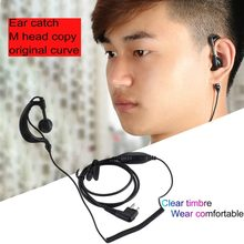 Earpiece Headset for Motorola Radio CP88 CP040 CP200 GP300 XTNi DTR VL50 BPR40 GP88 Two Way Radio(China)