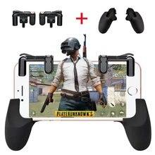Game Fire Button Aim Key Smart phone Shooter Gampad PUBG Mobile