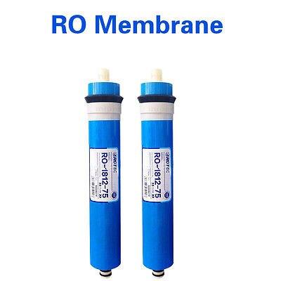 Besorgt Wasserfilter 75 Gpd Ro Membran Umkehrosmose Ersatz Filtration System Durchblutung GläTten Und Schmerzen Stoppen