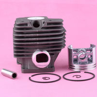 52mm Cylinder Piston Kit For Stihl MS380 038 MS 380 Chainsaw Rep 1119 020 1202