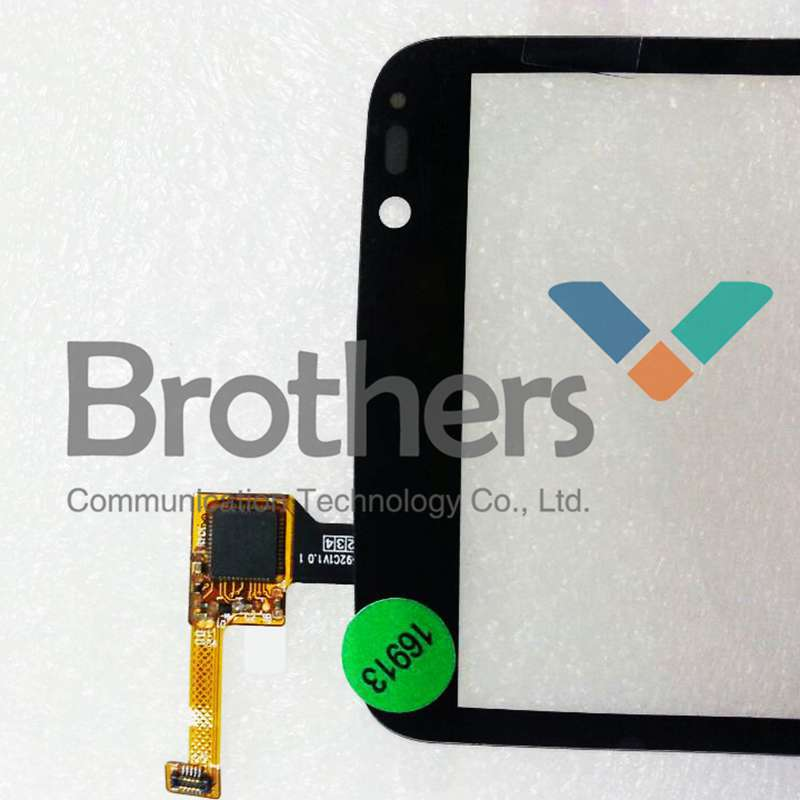10Pcslot Wholesale Touch Screen Digitizer Glass Panel For Alcatel One Touch  OT991 Free Shipping