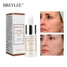 BREYLEE Snail Serum Collagen Repairing Lifting Firming Essence Hyaluronic Acid Moisturizing Anti-Aging Face Skin Care
