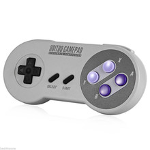 8Bitdo SN30 Finger Spinne Wireless Bluetooth Controller Joystick font b Gamepad b font Retro Design Programmable