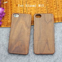 2017 Luxury For Xiaomi Mi5 Case Qimei Natural Bamboo And Wood Shell Back Cover Case For