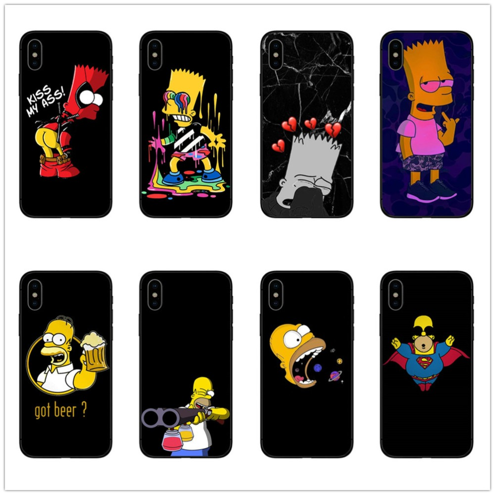 cover iphone 6 homer