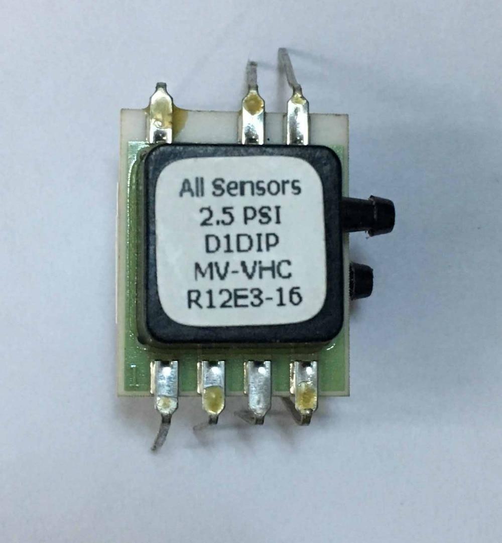 CareFusion USA Sensor 2 5 PSI D1DIP MV VHC for vela ventilator Refurbished