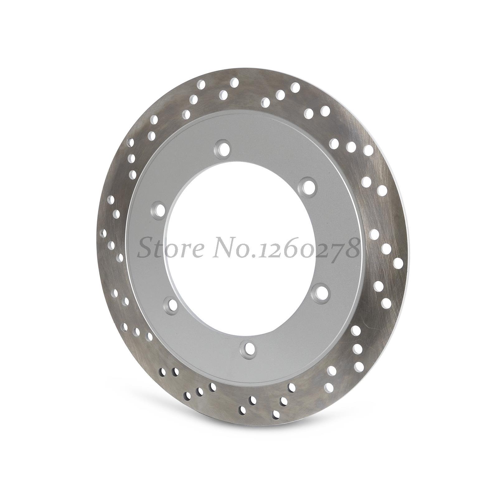 Rear Brake Disc Rotor For Honda VTX 1300 VTX1300 S3/S4/S5/S6/S7/S8 2003 2004 2005 2006 2007 2008 neo chrome rear lower control arm lca for honda civic 2001 2005 e2c