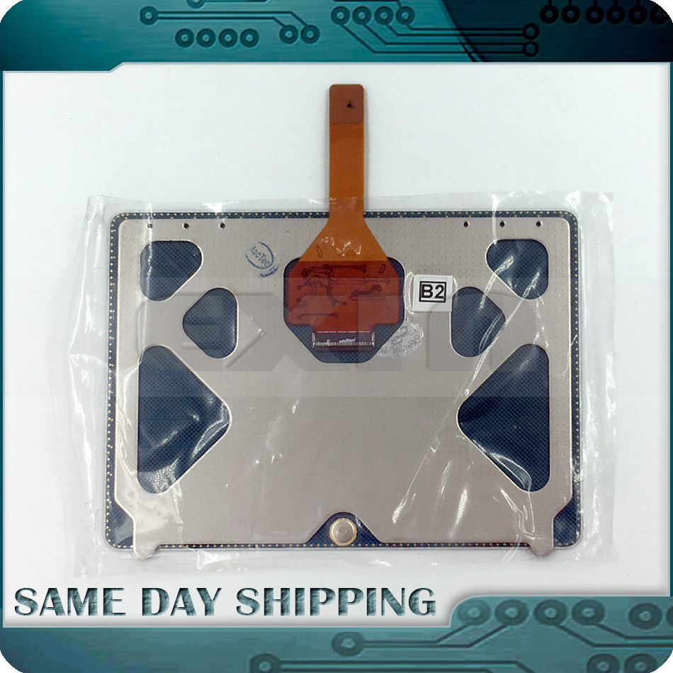 OEM NEW A1278 Touch Pad Track Pad for MacBook Pro 13 A1278 Late 2008 Trackpad Touchpad w/ Cable 821-0647-B EMC 2254 new touchpad trackpad with cable for macbook pro 13 3 unibody a1278 2009 2012years