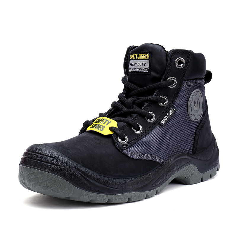 c3ae9bb12c5 US $116.84 |LARNMERN Men Work Safety Boots Shoes S3 SRC Slip Resistant Anti  static Steel Toe Outdoor Protection Footwear Waterproof-in Work & Safety ...