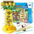 Jogos de mesa Brinquedos Jogo de Tabuleiro Macacos Caindo Tumbling Monkeys Pai-Filho Brinquedos Educativos Interativos