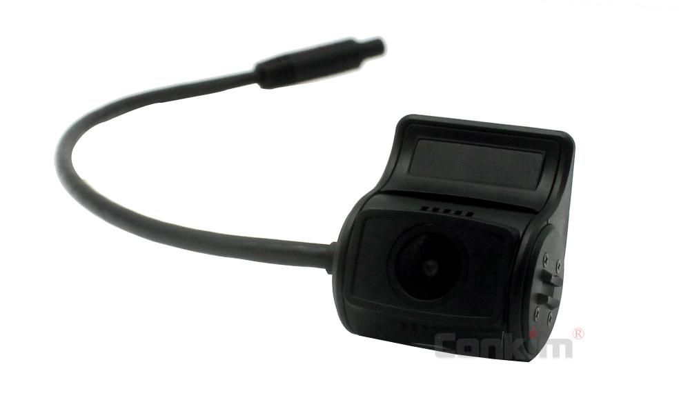 Conkim Mini 0906 Two Camera GPS Car DVR Registrar 1080P Full HD Rear View Camera Capacitor Dual Lens DVR Parking Guard Sensor 27