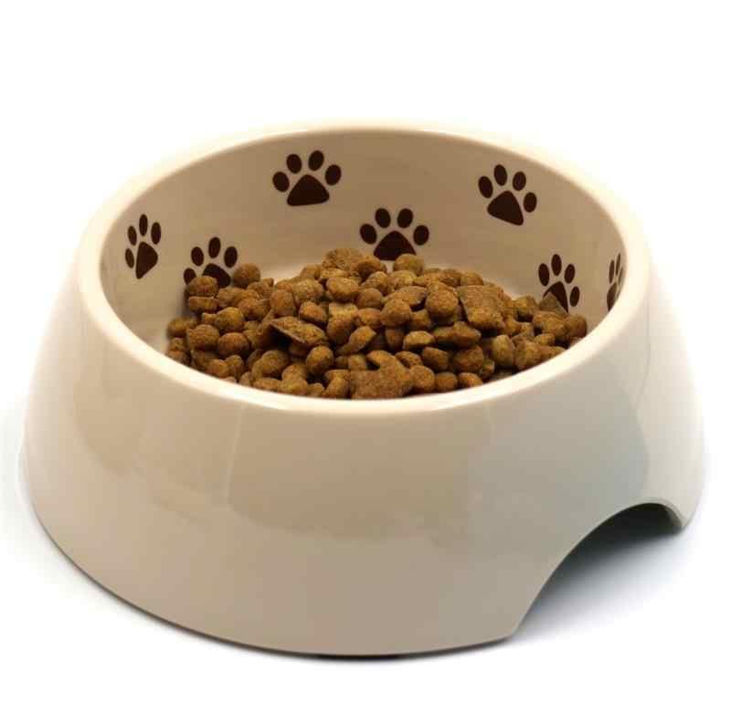 Dog Bowl Travel Pet Dry Food Cat Bowls