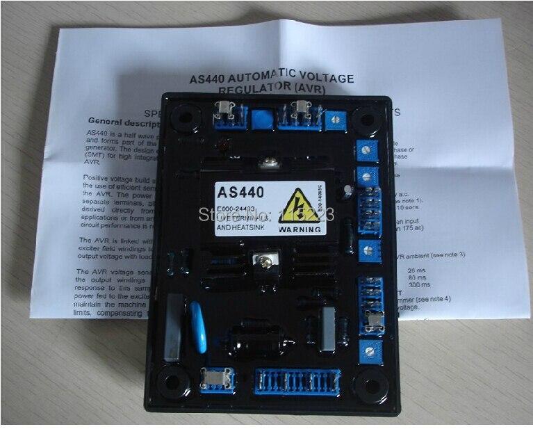 AVR AS440 Auto Voltage Regulator Generator avr ea15a generator auto voltage regulator