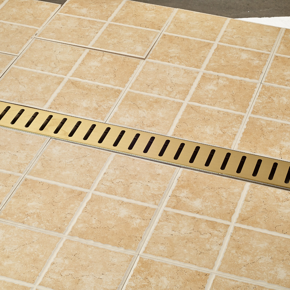 Wholesale And Retail Golden Finish Floor Drainer Stainless Steel Floor Filler Bathroom Shower Grate Waste кепка the north face the north face youth horizon детская темно розовый s