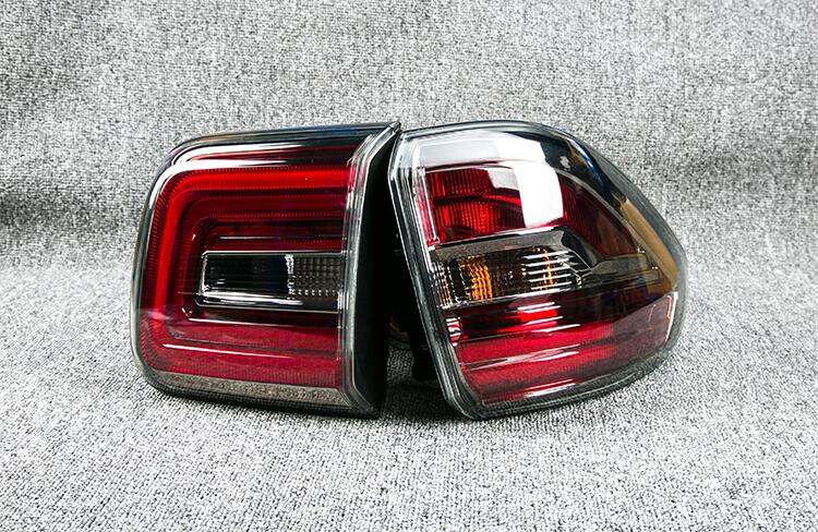 Car Styling tail lights for Nissan PATROL Y62 2010-2016 LED Tail Lamp rear trunk lamp cover drl+signal+brake+reverse for nissan xterra paladin 2002 2017 rear trunk security shield cargo cover high quality car trunk shade security cover
