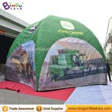 Наружная рекламная Палатка/8 МТС надувной купол паук палатка с Печатная игрушка палатка