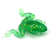 4.8G 55MM HOT NEW Soft Frog Lures Diving Silicone Fishing Bait Leurre ICE bass catfish carp bass panfish trout walleye tilapia