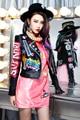 Мелинда Стиль 2015 новых женщин осень кожаная куртка мода письмо печати шаблон кожаное пальто и пиджаки бесплатная доставка