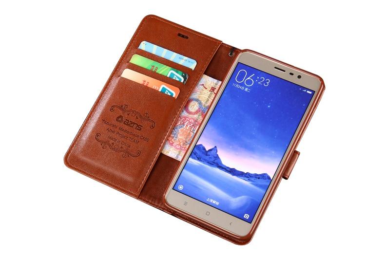 Xiaomi Redmi Note 3 Case Fashion Flip PU- ի կաշվե - Բջջային հեռախոսի պարագաներ և պահեստամասեր - Լուսանկար 3