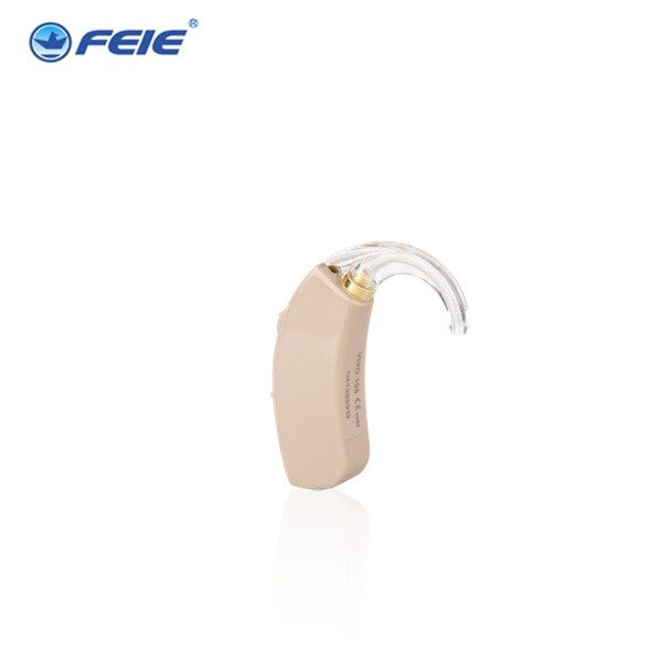 chinese market online new small amplifier sound behind ear machine aide auditive pas cher FE-208 Free Shipping