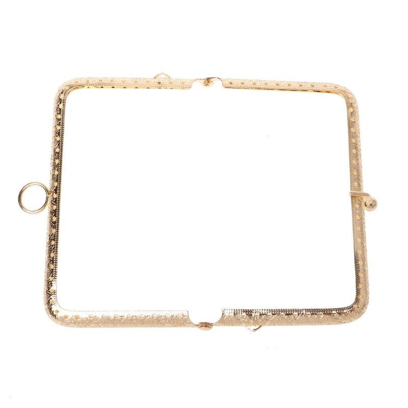 Kiss Clasp Lock Frame 13*8cm By Wholesale DIY Purse Handbag Handle Coins Bags Metal
