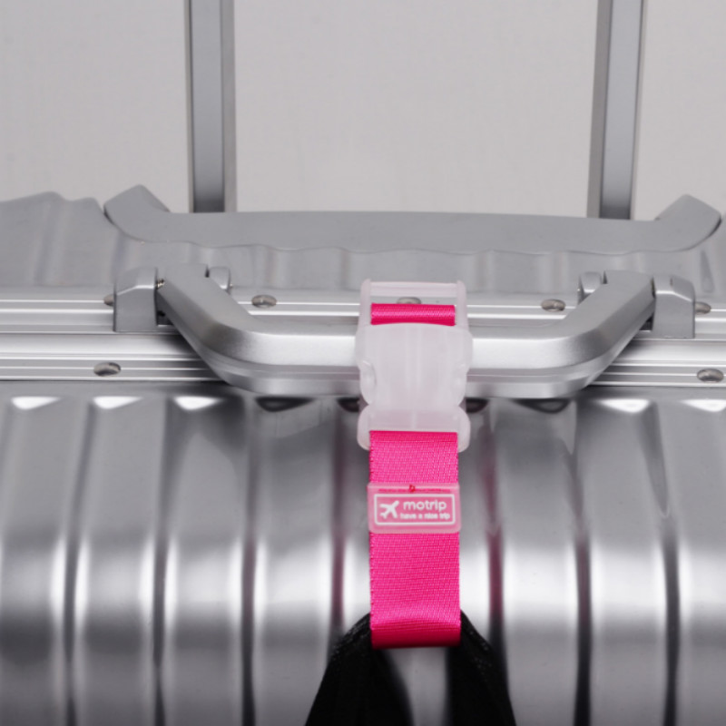 5pcs Adjustable Luggage Buckle Straps Suitcase Baggage Bag Tie Down Belt Travel Accessories