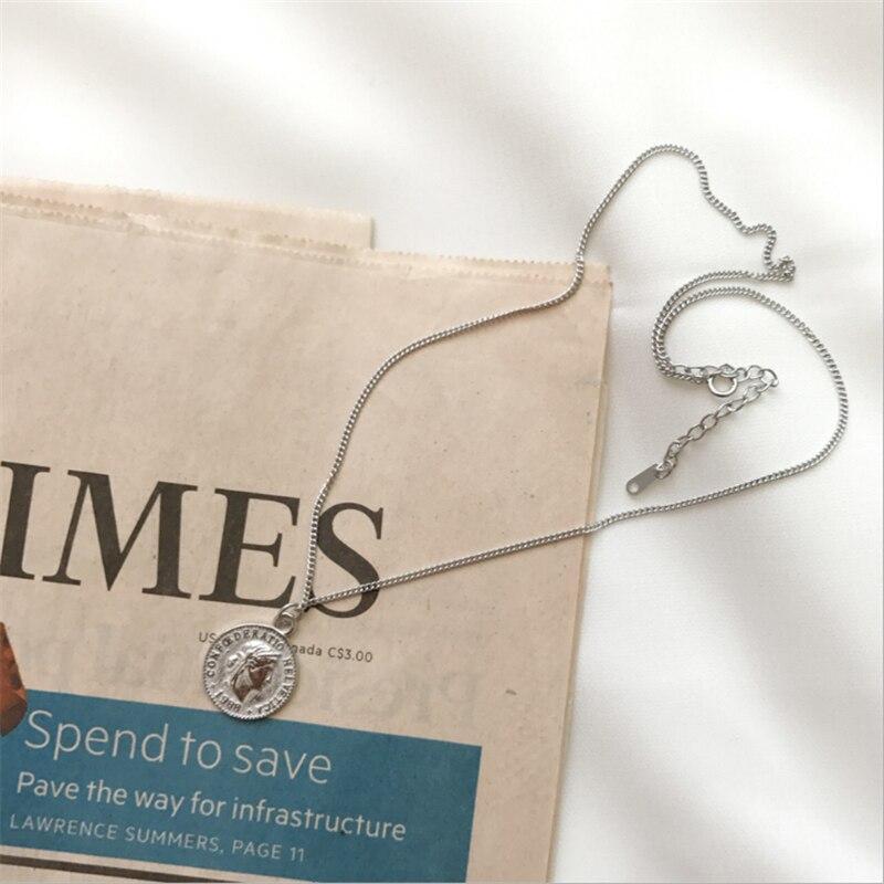 aac149ed5427 JEXXI de calidad superior 925 collar de plata esterlina de joyería de  cadena de resultados 16