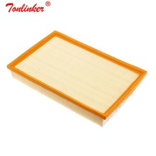Air Filter Fit For Aud TT 8J A3 8P 3.2 V6 quattro Model 2003 2004 2005 2006 2007 2008 2009 2010 Year 1pcs Filter oe 1K0 129 620B