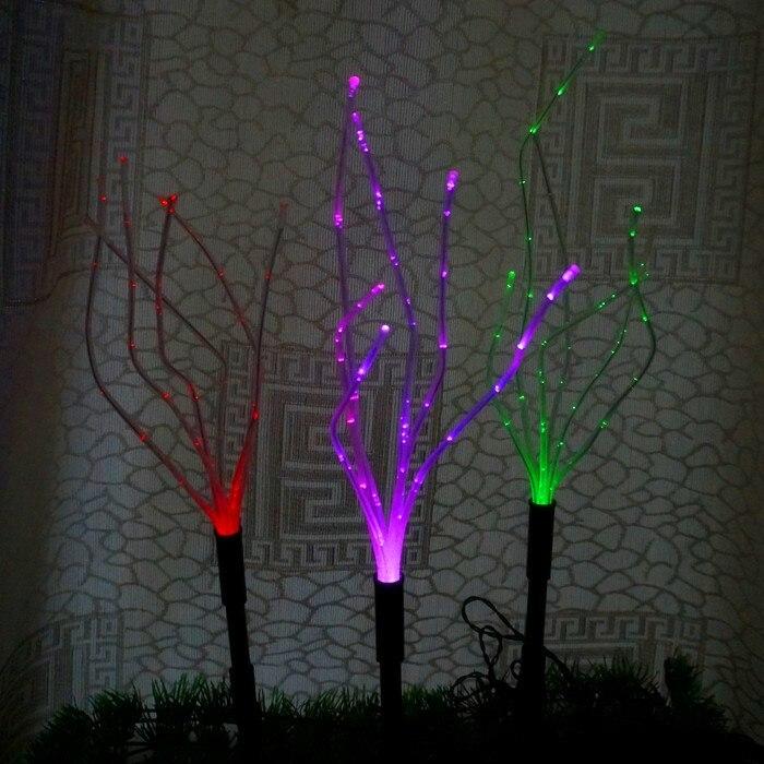 Flexible Solar Led Lawn Decoration Light Outdoor Garden