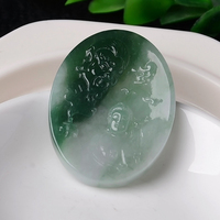 Top Quality Buddha Jewelry For Men/Women Jade Necklace On Hot Selling Unisex Pendants