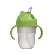 Крышка для бутылочки для младенца, силиконовая чашка, аксессуары для детей, для обучения питьевой воды, сменная трубочка для обучения