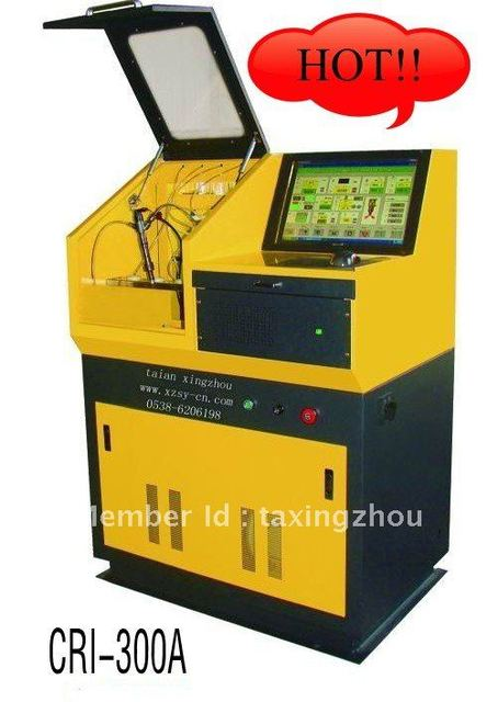 common rail injector test bench/stand/bank--CRI-300A