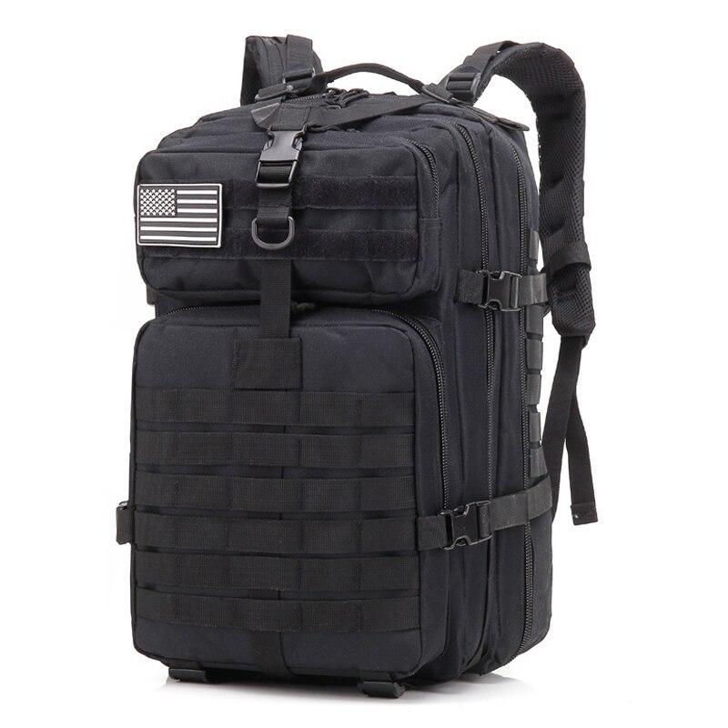 MACWAVE 40L militaire tactique assaut Pack sac à dos armée Molle Bug Out sac sacs à dos sac à dos pour la randonnée en plein air Camping