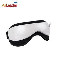 купить Alileader Air Pressure Eye Massager Glasses Music Wireless Eye Instrument Rubing Vibration Infrared Heater Eye Protection Device недорого