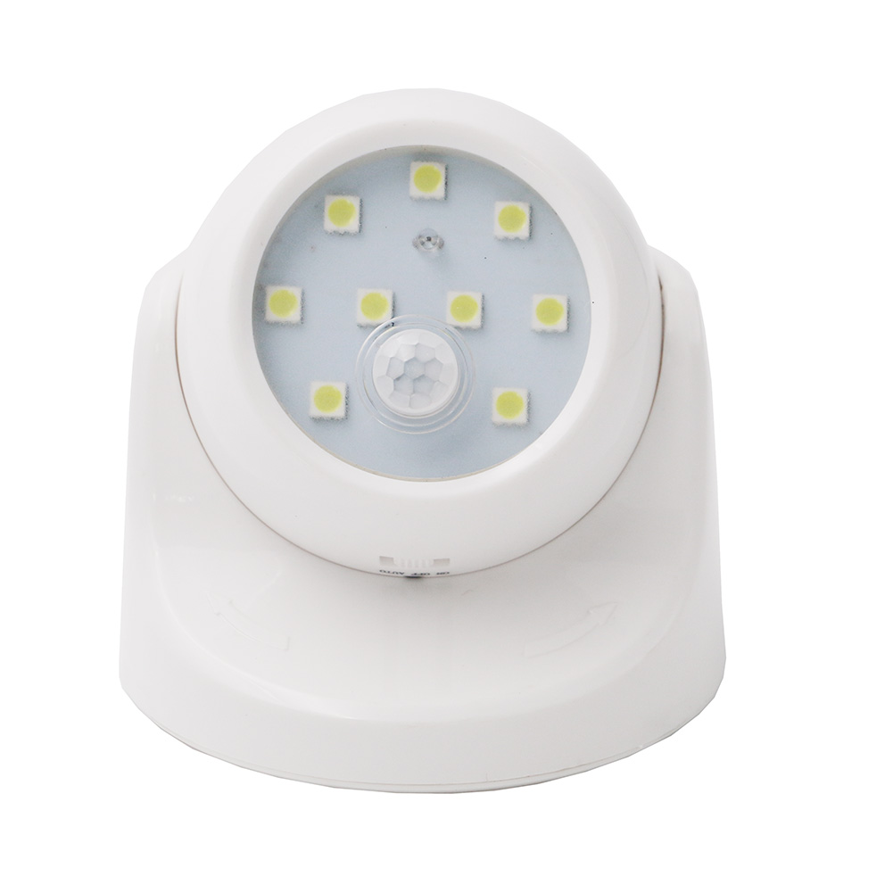 Night Light Battery Powered Lamp Led Lamp With Motion Sensor 2 Modes Night Lamp Lights Using 3*AAA High Quality Wall light zakoo colorful cool led night light chargeable battery bedside lamp 3 modes square creative lamp table night lamp bar light