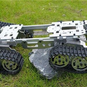 WZY569 Smart RC Tank Car Truck