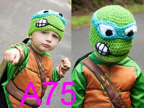 30pcs lot TMNT Hat Teenage Mutant Ninja Turtle Hat 7c03352bfa1