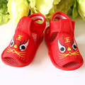 Mopopo Chinese Tang Style Summer Baby First Walkers 2017 Newborn Baby Shoes Unisex Cute Baby Toddler Shoes Walkers