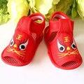 Mopopo Tang Estilo Chino Del Verano Del Bebé Primeros Caminante 2017 Zapatos Unisex Lindo Bebé Recién Nacido Del Bebé Zapatos Del Niño Del Caminante
