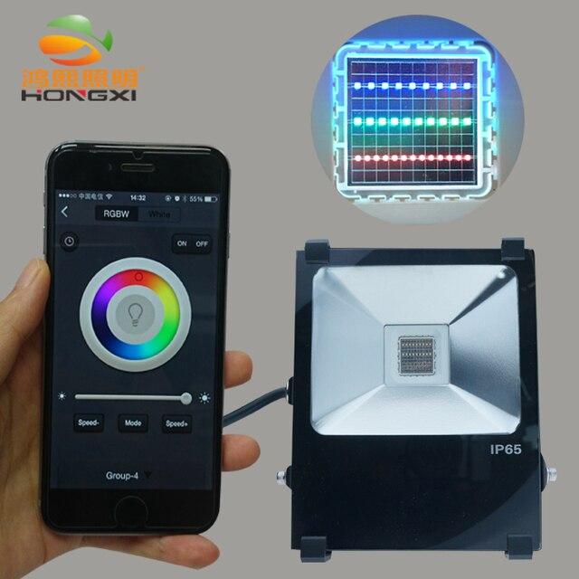 IPROLED 30 W RGB wifi controle dimbare led schijnwerper voor opslag ...