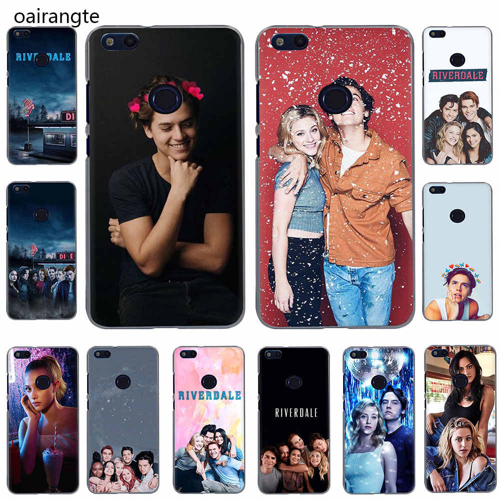 Archie Betty Veronica Riverdale Hard Phone Case for Huawei Honor 20 Play 6 7 8 A C Pro 2GB/3GB 7C 5.99in 7 9 10 X Lite