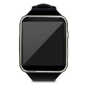 Image 4 - Câmera do Relógio inteligente M6 Muçulmano o Tempo Lembrando Lbs Local de Peregrinação Smartwatch relógio de Pulso Suporte Sim Card Tf
