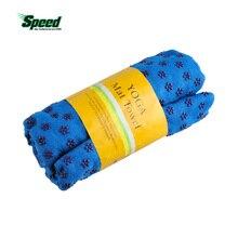 2017 Yoga Mat Towel Non slip Yoga Blankets Silicone Nubs Yoga Towel Environmental Anti slip Yoga