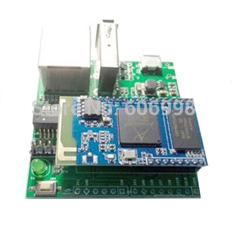 5pcs/Lot Easylink M mini AR9331 Module Development Board Linux OpenWrt USB Low Power Consumption Strong Stability