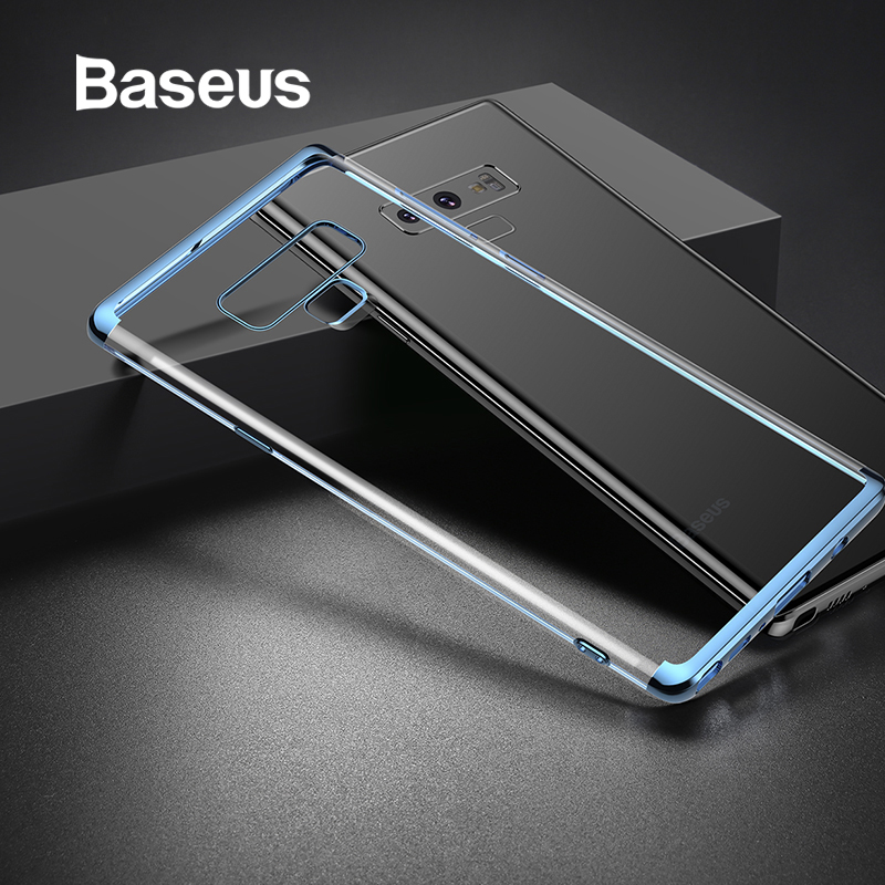 Baseus Luxury Soft Silicone Case For Samsung Note 9 Ultra Thin Transparent Clear Case For Samsung Galaxy Note 9 Phone CoverBaseus Luxury Soft Silicone Case For Samsung Note 9 Ultra Thin Transparent Clear Case For Samsung Galaxy Note 9 Phone Cover