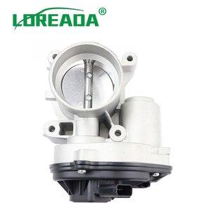 Image 2 - Corpo eletrônico 1556736 vp4m5u9e927dc 4m5gfa do acelerador de loreada para ford focus 2.0t 2.3l 2.5l mondeo wlr6701